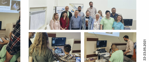 22-23.05 Basic course of ultrasound in intensive care, Kiev